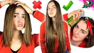 +1500% к росту волос 😍 Как ускорить рост волос с шампунем и маской TianDe 🌴 POLI NA PALME