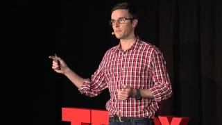 Failure is knowledge, knowledge is success | Tim Gibson | TEDxGriffithUniversity