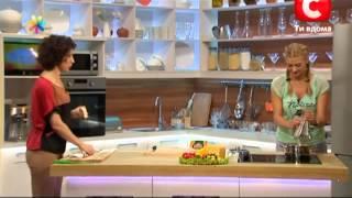 Как приготовить овощной суп с плавленными сырками - Все буде добре - Выпуск 35 - 29.08.2012