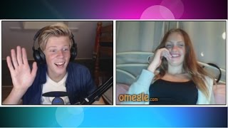 CHICKS FIXEN MET HARM?! | OMEGLE #6