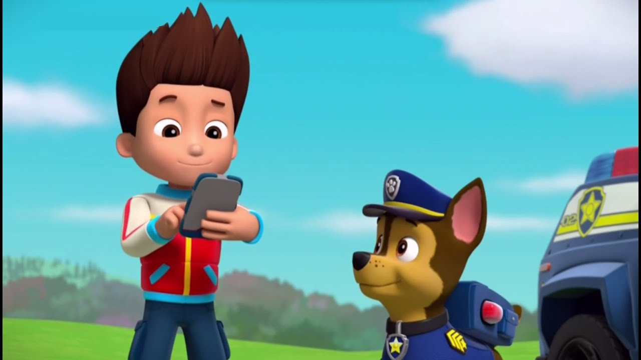 For paw patrol nickelodeon advise you