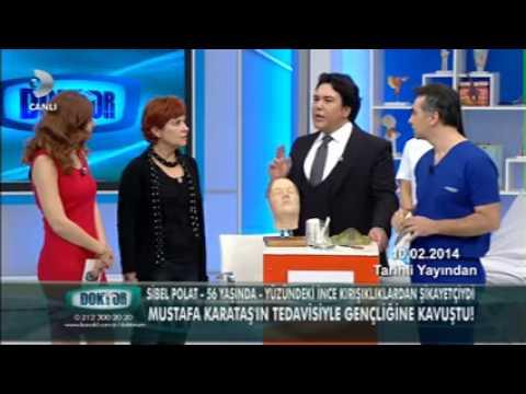 Dr Mustafa Karatas Mimik Cizgileri Ve Kirisiklik Tedavisi