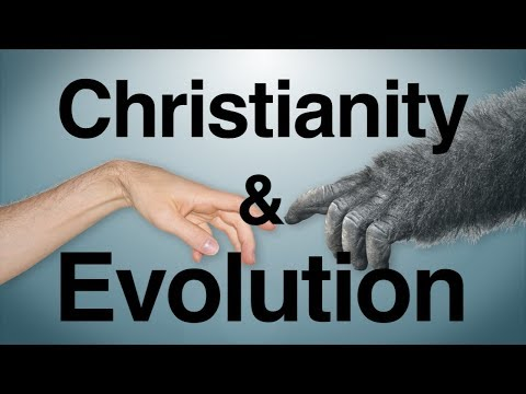 Can you be a Christian and Believe in Evolution?