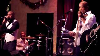 "Tony Toni Tone! performing "" Feels Good"" live @ Yoshi"