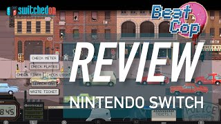 Beat Cop (Switch) review. Beaten and broken.