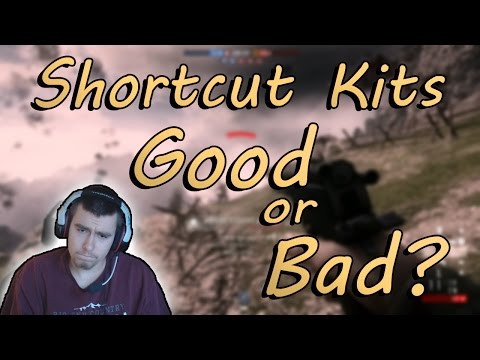 What I Think of the Shortcut Kits in Battlefield 1