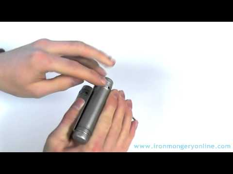 How To Set A Spring Hinge From Ironmongery Online Youtube
