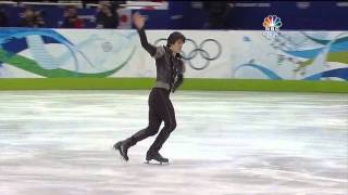 2010 Winter Olympics Stephane Lambiel SP William Tell Overture Rossini