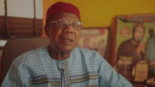 Highlife music legend Morocco Maduka is dead