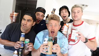 VLOG SQUAD'S ULTIMATE COFFEE TASTE TEST!!