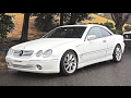 2001 Mercedes Benz CL600 V12 Lorniser (Estonia Import) Japan Auction Purchase Review