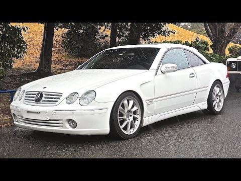 2001 Mercedes Benz CL600 V12 Lorniser (Estonia Import) Japan Auction Purchase Review