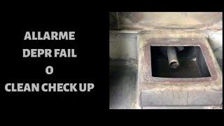 Gambar cover Come risolvere allarme clean check up stufa NORDICA EXTRAFLAME per debimetro sporco
