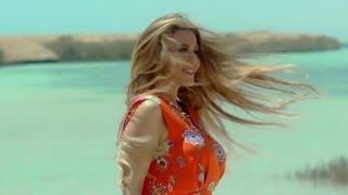 بالفيديو.. فيفان مراد تروج للسياحة في مصر