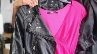 Things to Wear Under Punk Leather Jackets : Trendy Fashion Tips