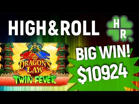 Play Dragons Law Slot Machine Online (Konami) Free Bonus Game - 동영상