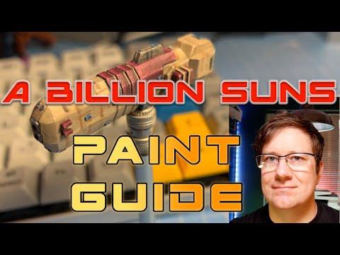 Full Thrust Painting Guide Star Fleet
