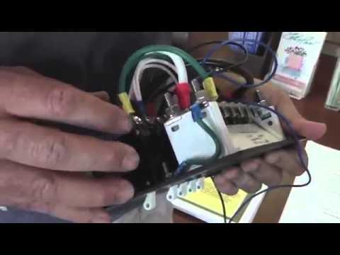 Paneltronics - Installing 30amp Panel on Boat - YouTube