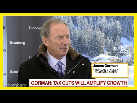 Morgan Stanley CEO Gorman Says Bitcoin Is Not Going Away