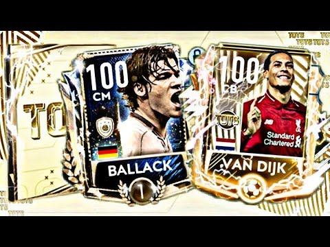 *CLAIMED PRIME ICON BALLACK AND UTOTS VAN DIJK?!😱 | w/GAMEPLAY *
