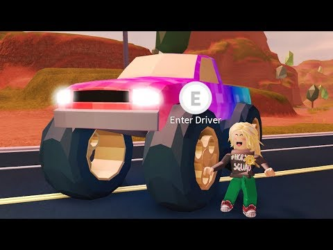 Buying the monster truck 1 000 000 ferrari and mus for How do you rob the jewelry store in jailbreak