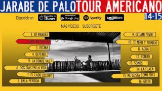 Jarabe de Palo - Hoy no soy yo (Audio Oficial)