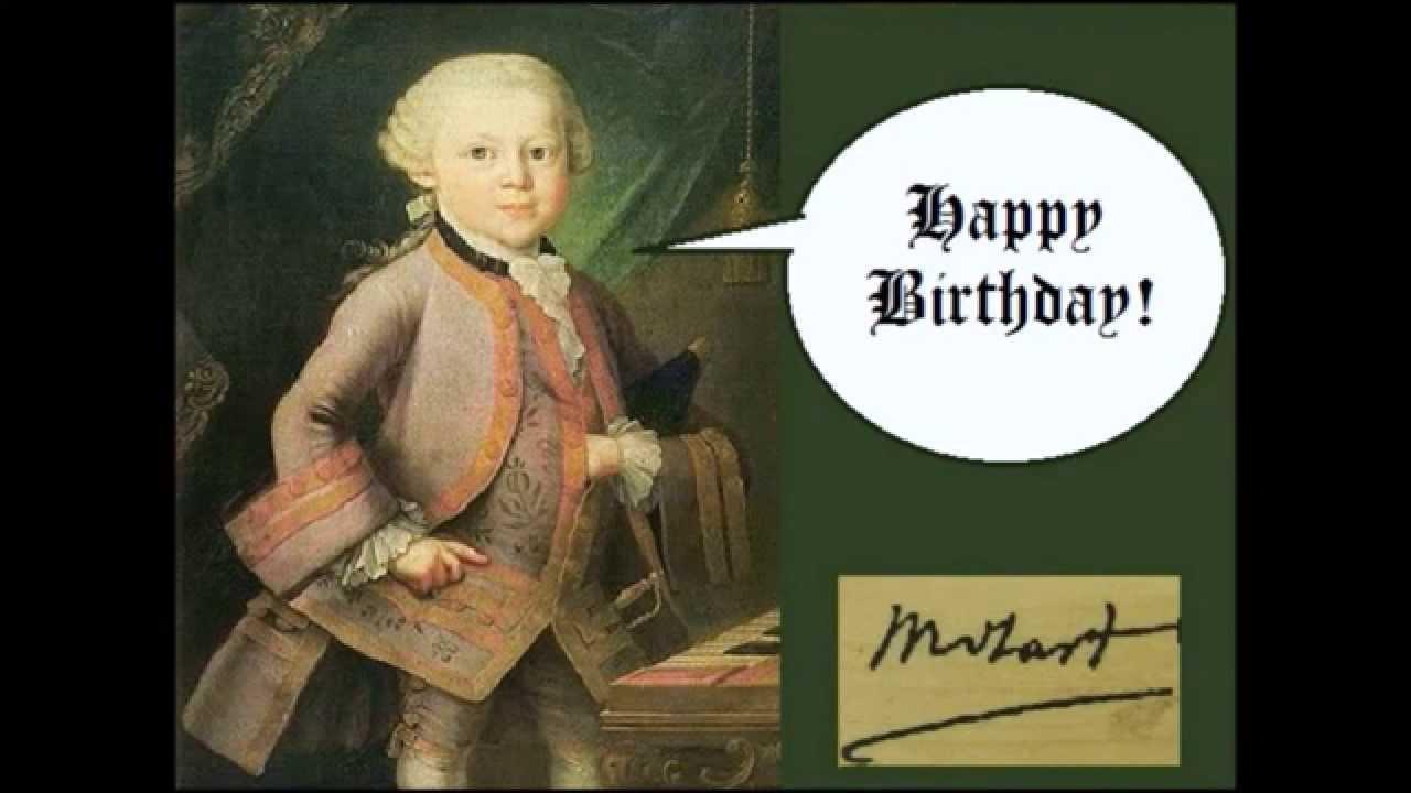 Happy Birthday Classical & Swing