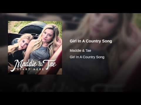 Girl In A Country Song