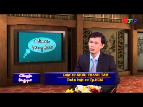 Luật sư Khưu Thanh Tâm - Đài phát thanh truyền hình Bình Dương