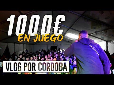 1000€ En JUEGO | VLOG De La KINGSTREET En RUTE