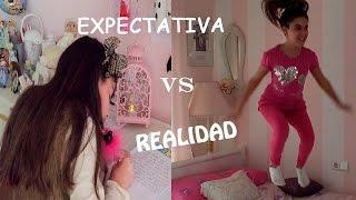 #EXPECTATIVA VS REALIDAD DE REGALOS