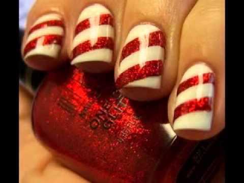 christmas nail art kids