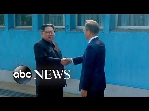 North Korea, South Korea agree to end war streaming vf