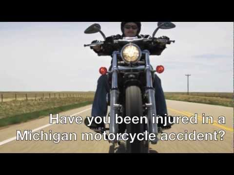 Michigan Motorcycle Accident Attorney - Detroit Motorcycle Accident Lawyers in MI