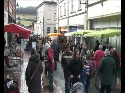 Stroud - the best Farmer's Market in England !