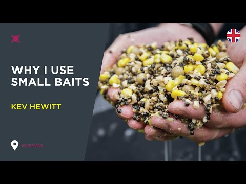 ***Carp Fishing*** Small Baits, Big Carp - Kev Hewitt