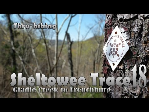 Sheltowee Trace #18 Gladie Creek To Frenchburg - Intermission