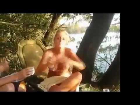 Засветы девушек - Приколы