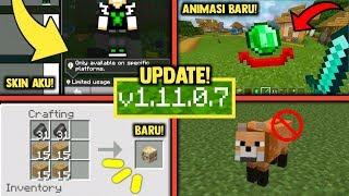 Harus Update!! MCPE 1.11.7