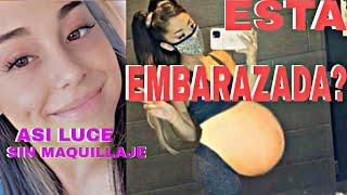 Ariana Grande EMBARAZADA?? Y FOTOS SIN MAQUILLAJE de Ariana Grande