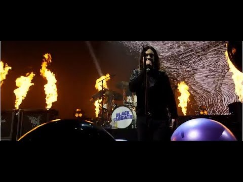 Black Sabbath stream Children of the Grave live off The End DVD..!