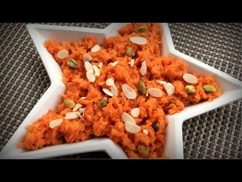 গাজরের হালুয়া    Gajorer Halua Bangla    Carrot Halwa    How to make gajorer halua