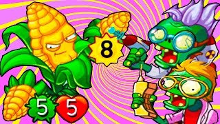 Игра - Растения Против Зомби Герои - для детей от Flavios #21 plant vs zombies