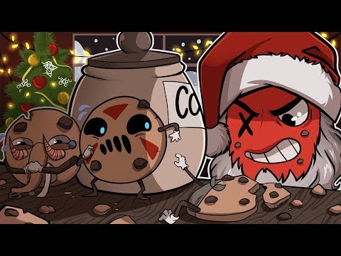 I WILL EAT THEM ALL! | Cookies vs Claus (w/ H2O Delirious, Ohmwrecker, & Gorillaphent)