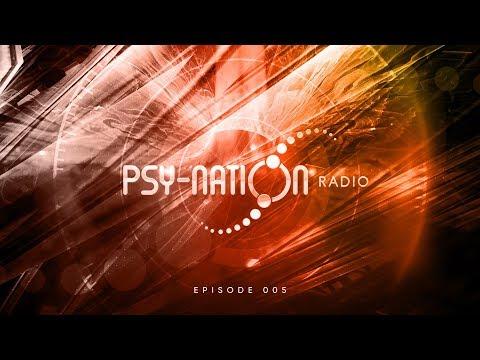 Psy-Nation Radio #005 - by Liquid Soul & Ace Ventura