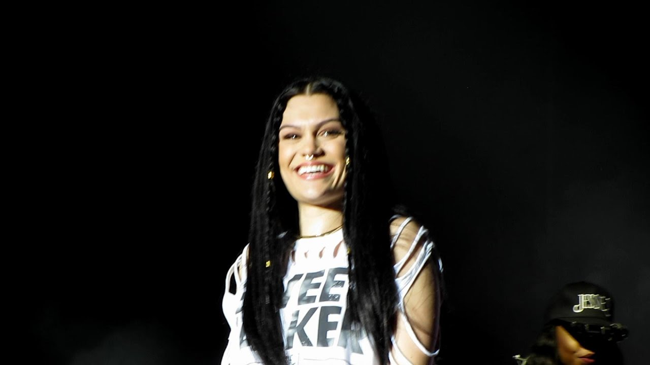 """Masterpiece"" - Jessie J in Alive at Delapre, Northampton ..."