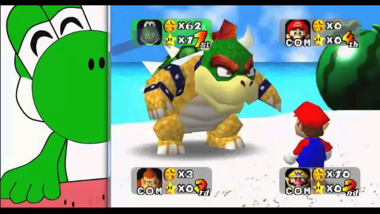 Let S Play Mario Party Episode 15 Thank You Fat Man Youtube