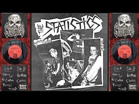 The Statistics - Boston Hardcore Punk (FULL ALBUM 1999)