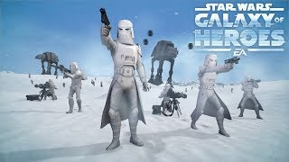 Star Wars: Galaxy of Heroes - Territory Battles Trailer