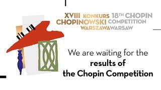 Фото Wyniki XVIII Konkursu Chopinowskiego /The Results Of The 18th Chopin Competition